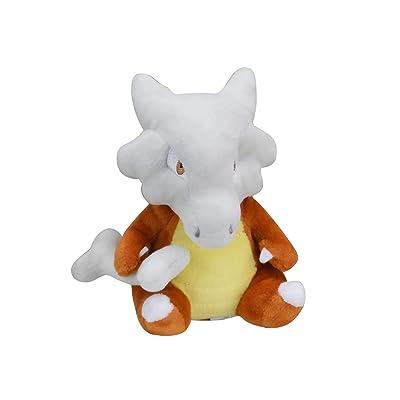 Pokemon Center Original Fit Marowak Ossatueur Knogga Plush Peluche: Toys & Games