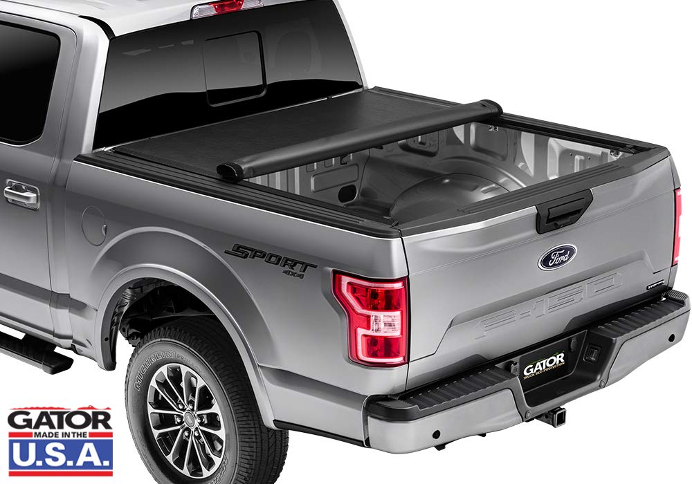 Made in the USA 8 Bed fits 17-19 Ford F-250 HD//F-350 Gator ETX Soft Roll Up Truck Bed Tonneau Cover 53310