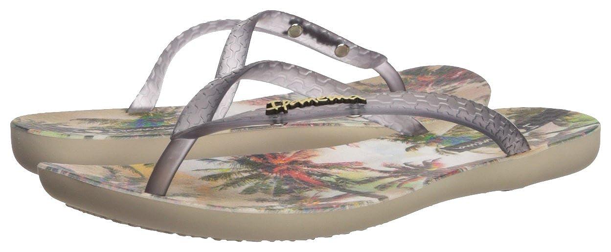 41845ad61b5cd8 Ipanema Womens Wave Vista Flip-Flop 82399 Christmas gift store