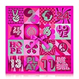 The Body Shop Deluxe Advent Calendar, 24pc Gift Set of Feel-Good, Cruelty-Free, 100% Vegetarian Skincare, Body Care and Makeup Treats