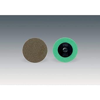 3M roloc 1.5/'/' sanding discs 120 grit