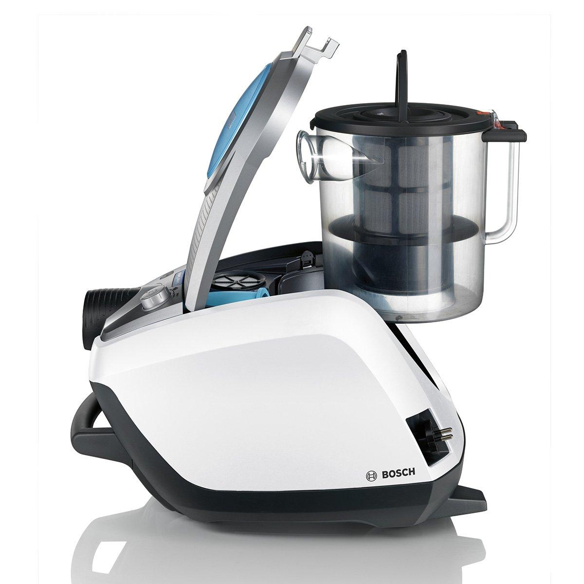 700 W, 28 kWh, 220-240 V, 50 Hz, Aspiradora cil/índrica, Sin bolsa Bosch BGS5331 Aspiradora