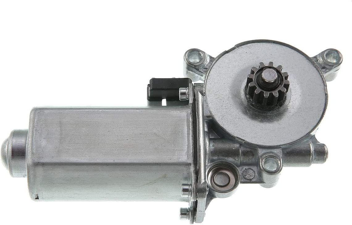 A-Premium Power Window Lift Motor Compatible with Buick Regal Chevrolet Oldsmobile Pontiac Grand Prix 1990-1997 Rear Driver Side