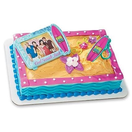 Amazon.com: DecoPac Teen Beach Movie tabla de surf Clip ...