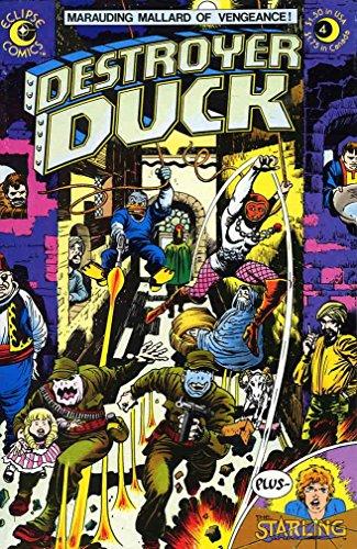 - Destroyer Duck #4