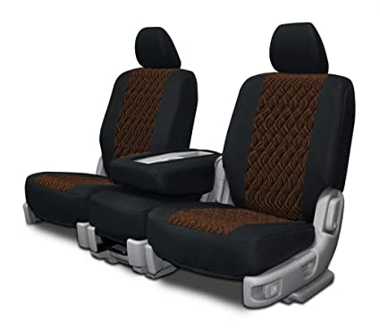 Custom Fit Seat Covers For Honda Accord 4 DR Front Low Back Seats