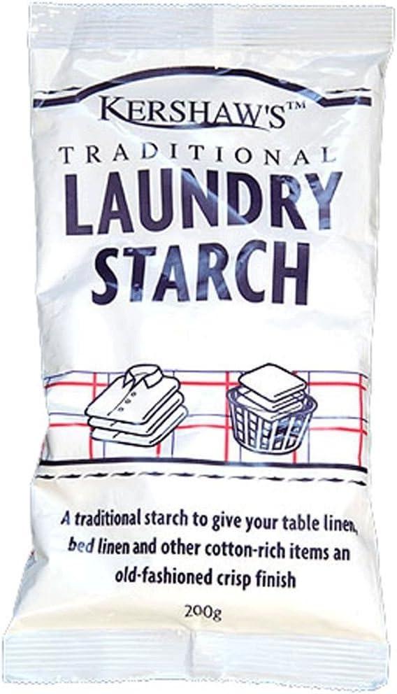 Almidón de lavandería tradicional