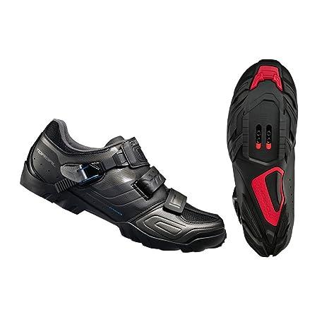 Bicicletta Mountain Bike scarpe Shimano SPD SH-M089L Colore nero taglia 43