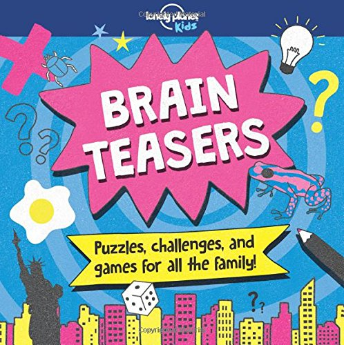 Brain Teasers (Lonely Planet Kids) -