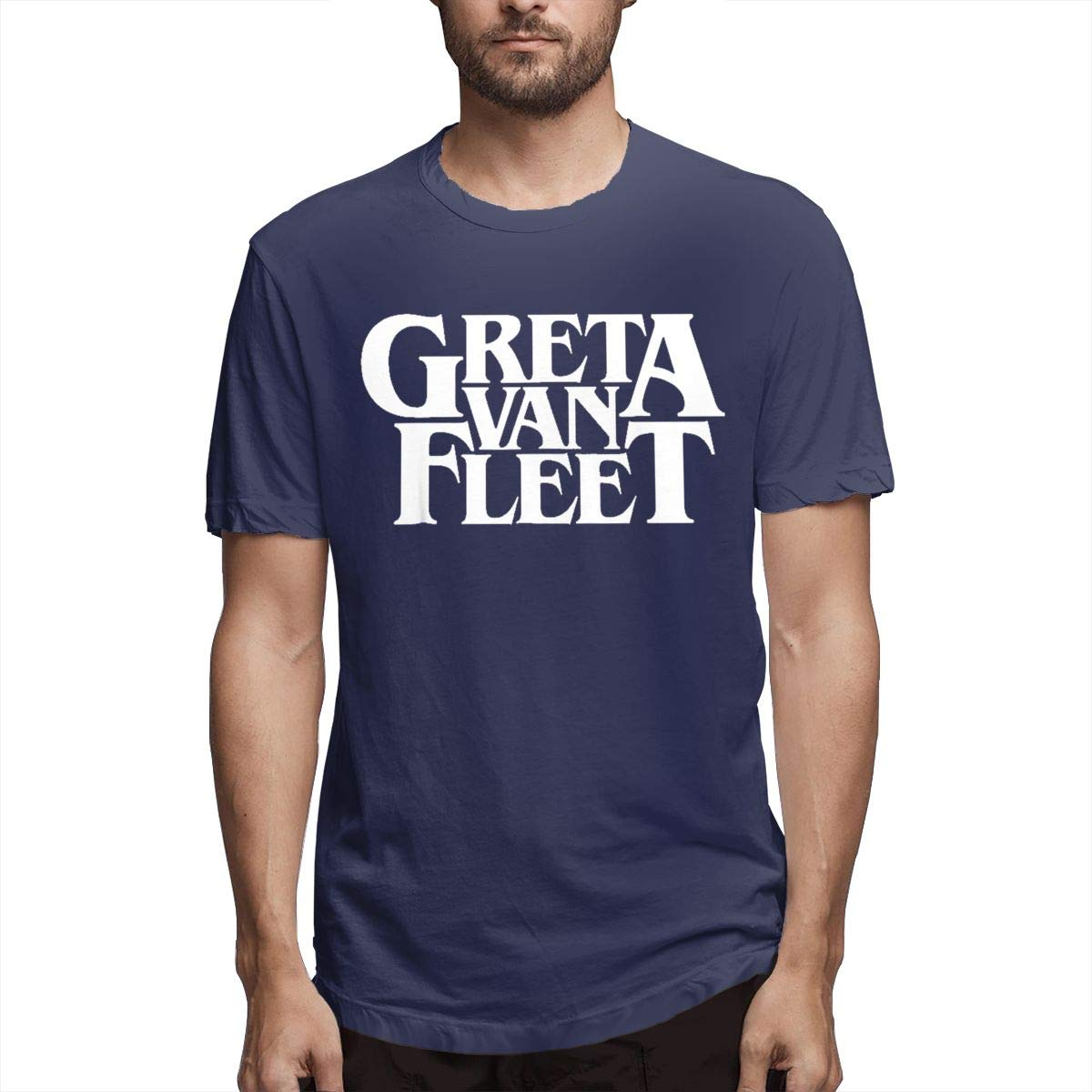Amazon.com: Terstin Greta Van Fleet Retro Vintage Shirt ...