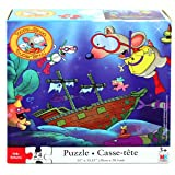 Toopy and Binoo 24 Piece Puzzle [Boat]