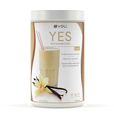 Yoli YES Protein Shake Canister Vanilla by Yoli LLC