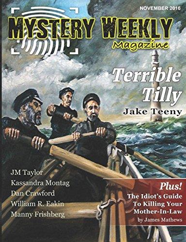 Mystery Weekly Magazine: November 2016 (Mystery Weekly Magazine Issues)