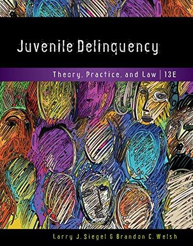 Juvenile Delinquency Text