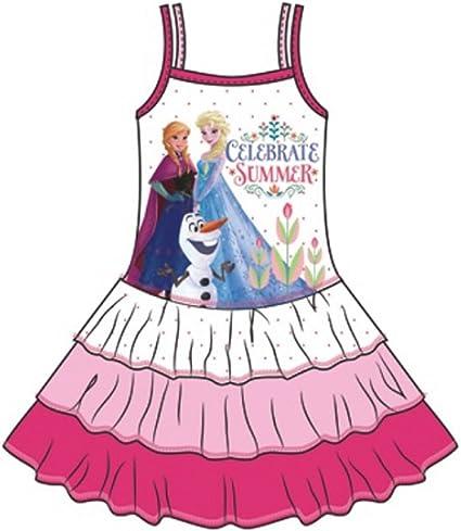 Disney Frozen vestido vestido con falda a Voilant Celebrate ...