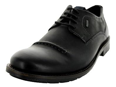 Clarks Men's Garnet Dry GTX Black Leat Casual Shoe 10.5 Men US