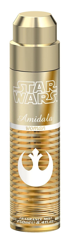 Star Wars Amidala Fragrance Mist, 250 ml Lifestyle Perfumes 52612