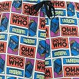 Doctor Who Mens Dr Who Pajama Lounge Pant