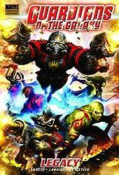 Guardians of the Galaxy, Vol. 1: Legacy: Legacy Premiere v. 1