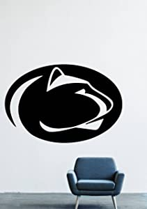 Andre Shop Penn State Nittany Lions Wall Decals Decor Vinyl Stickers GMOSX617