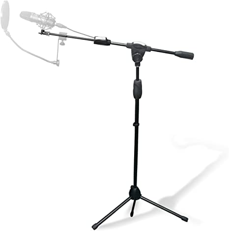 Ultimate Support MC-40B Microphone Stand w//Adjustable Boom Arm UPC 784887151597