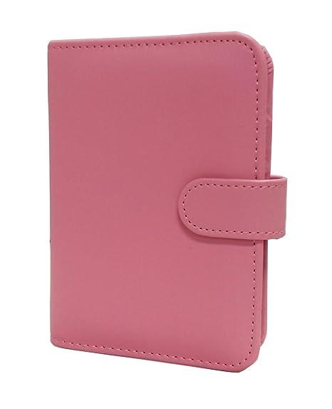 Collins Paris - Agenda de anillas (vista semanal), color rosa, para 2017 (inglés)