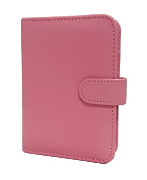 Collins Paris - Agenda de anillas (vista semanal), color rosa, para 2017 (inglés)