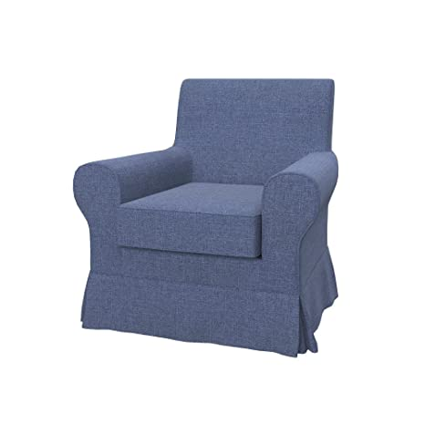 Soferia - IKEA EKTORP JENNYLUND Funda para sillón, Naturel ...