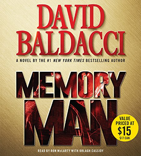 Memory Man (Memory Man series) (David On Books Baldacci Cd)