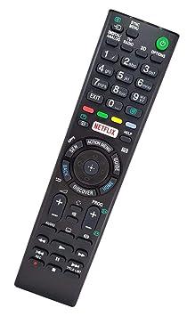 Ersatz Fernbedienung passend für Sony TV RMT-TX100D