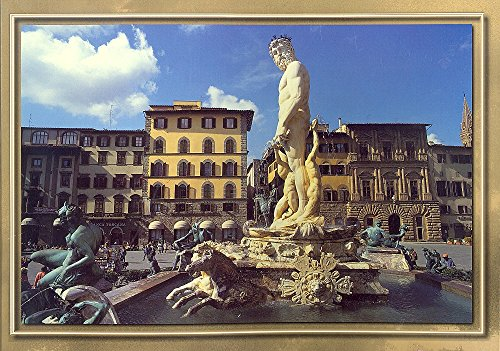 1000 Pieces Jigsaw Puzzle Neptune Fountain