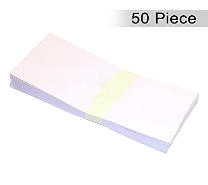 AccuPrints Envelopes 50pcs Cheque Size Document Pouch Envelope