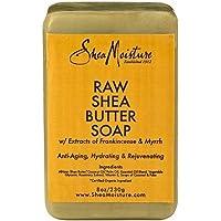 Shea Moisture Raw Butter Bar Soap, 8 Ounce