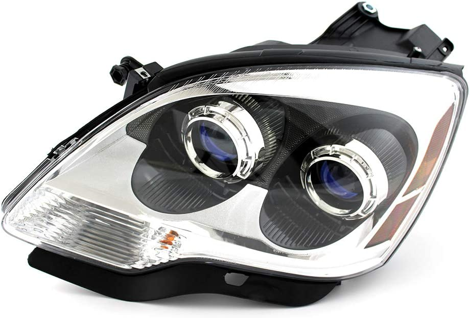Partslink GM2502294 OE Replacement Headlight Assembly GMC ACADIA 2007-2008