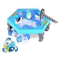 PAMRAY Famiglia Gioco di Strategia! Gioco di Penguin Kid Trap, Che Fanno il Pinguino Cadere?