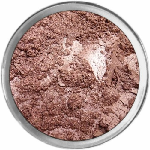 (Bronze Berry Loose Powder Mineral Shimmer Multi Use Eyes Face Color Makeup Bare Earth Pigment Minerals Make Up Cosmetics By MAD Minerals Cruelty Free - 10 Gram Sized Sifter Jar)