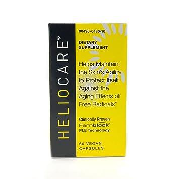Amazon.com: Heliocare, Suplemento antioxidante para la piel ...