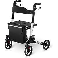 Uniprodo Andador Para Adultos Caminador UNI_ROLL_02 DF (Capacidad
