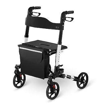 Uniprodo Andador Para Adultos Caminador UNI_ROLL_02 DF (Capacidad ...