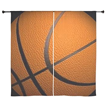 Curtains Ideas 60 wide curtains : Amazon.com: CafePress - Basketball Big Wide Curtains - 60 ...
