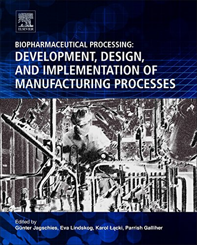 Biopharmaceutical Processing  Development  Design  And Implementation Of Manufacturing Processes