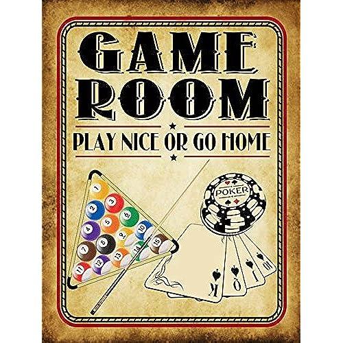 Game Room Decor: Amazon.com