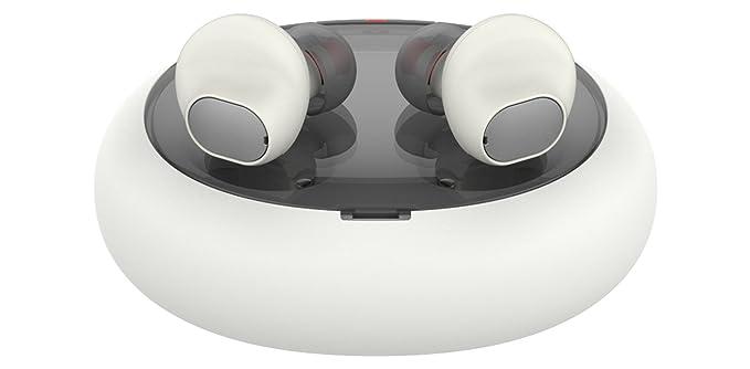 Divacore antipods - Auriculares inalámbricos, eStéreos, 3D - blancos: Amazon.es: Electrónica
