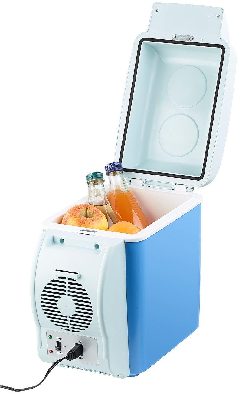 Lescars Mini Kühlschränke: Thermoelektrische Kfz-Wärme- & Kühl-Box ...