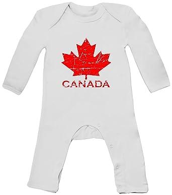 Shirt Happenz Kanada Vintage Babybody | Ahornblatt | Canada | Can ...