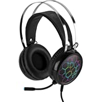 Green Extreme USB Over-Ear Headset with Noise Isolating Mic