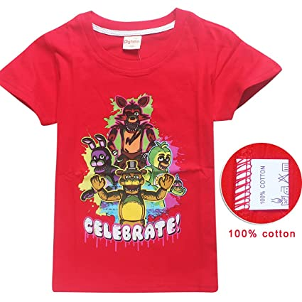8e9b920569326 Amazon.com: Grocoto T-Shirts - Children's Day Kids Boys T-Shirt ...