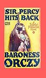 Sir Percy Hits Back  (English Edition)