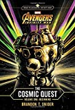 MARVEL's Avengers: Infinity War: The Cosmic Quest Volume One: Beginning