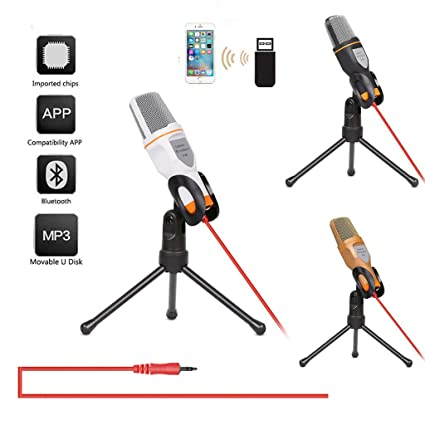 Amazon com: OneDaySALE Computer Condenser Microphone Game